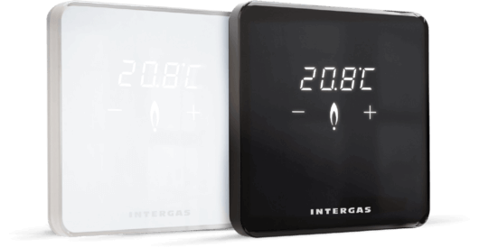 Comfort touch thermostat