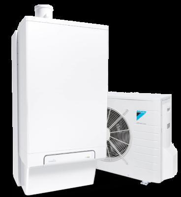 8kW (verwarmen en koelen)